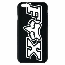 Чохол для iPhone 6/6S Fox Moto