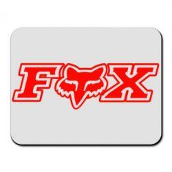 Коврик для мыши Fox Moto - FatLine