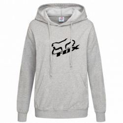 Толстовка жіноча FOX Racing - FatLine