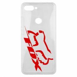 Чехол для Xiaomi Mi8 Lite FOX Racing