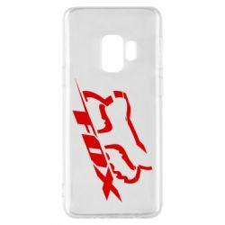 Чехол для Samsung S9 FOX Racing