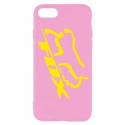 Чехол для iPhone 7 FOX Racing