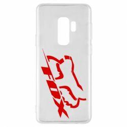 Чехол для Samsung S9+ FOX Racing