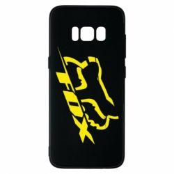 Чехол для Samsung S8 FOX Racing