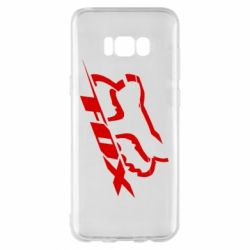 Чехол для Samsung S8+ FOX Racing