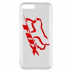 Чехол для Xiaomi Mi6 FOX Racing