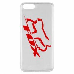 Чехол для Xiaomi Mi Note 3 FOX Racing