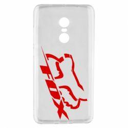 Чехол для Xiaomi Redmi Note 4 FOX Racing