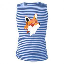 Майка-тільняшка Fox Triangular Art