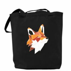 Купить Сумка Fox Triangular Art, FatLine