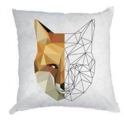 Подушка Fox Two Faces