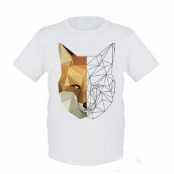 Детская футболка Fox Two Faces