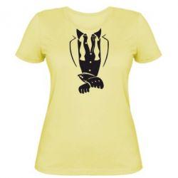 Жіноча футболка ФРАК