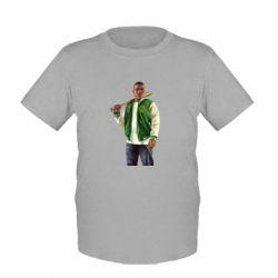Детская футболка Franklin Clinton - FatLine