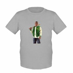 Детская футболка Franklin Clinton