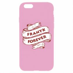 Чехол для iPhone 6 Plus/6S Plus FRANYK forever