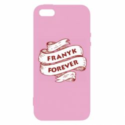 Чехол для iPhone5/5S/SE FRANYK forever
