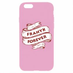 Чехол для iPhone 6/6S FRANYK forever