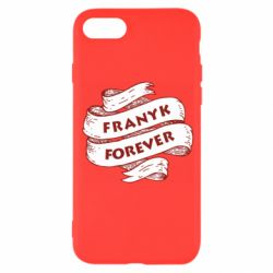 Чехол для iPhone 8 FRANYK forever