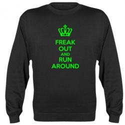 Реглан FREAK OUT AND RUN AROUND - FatLine
