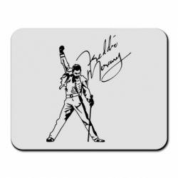 Килимок для миші Freddie Mercury Queen