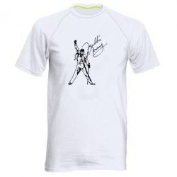 Чоловіча спортивна футболка Freddie Mercury Queen