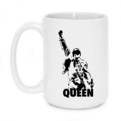 Кружка 420ml Freddie Mercury