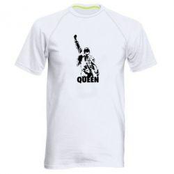 Мужская спортивная футболка Freddie Mercury