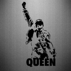 Наклейка Freddie Mercury