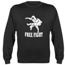 Реглан Free Fight - FatLine