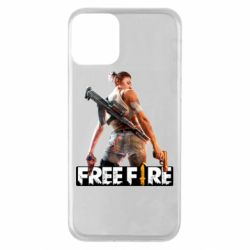 Чехол для iPhone 11 Free Fire