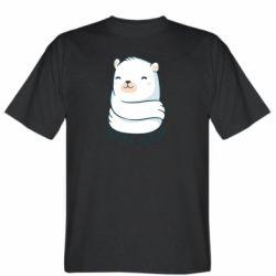 Чоловіча футболка Free hugs bear