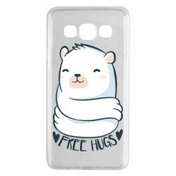 Чохол для Samsung A3 2015 Free hugs bear