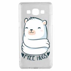 Чохол для Samsung A5 2015 Free hugs bear