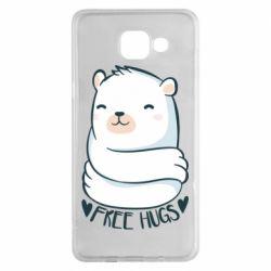 Чохол для Samsung A5 2016 Free hugs bear