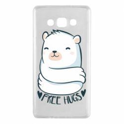 Чохол для Samsung A7 2015 Free hugs bear
