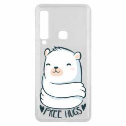 Чохол для Samsung A9 2018 Free hugs bear