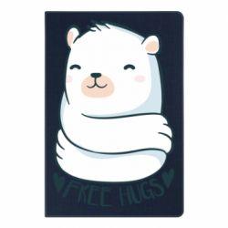 Блокнот А5 Free hugs bear
