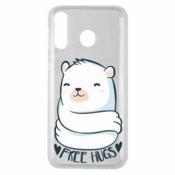 Чохол для Samsung M30 Free hugs bear