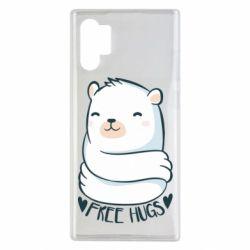 Чохол для Samsung Note 10 Plus Free hugs bear