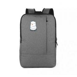 Рюкзак для ноутбука Free hugs bear