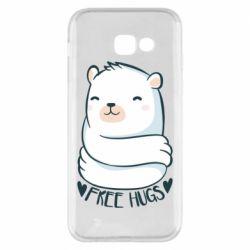 Чохол для Samsung A5 2017 Free hugs bear
