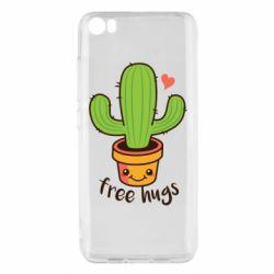 Чехол для Xiaomi Mi5/Mi5 Pro Free Hugs Cactus