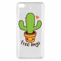 Чехол для Xiaomi Mi 5s Free Hugs Cactus