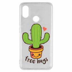 Чехол для Xiaomi Mi8 Free Hugs Cactus