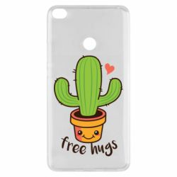 Чехол для Xiaomi Mi Max 2 Free Hugs Cactus