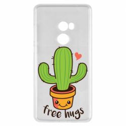 Чехол для Xiaomi Mi Mix 2 Free Hugs Cactus
