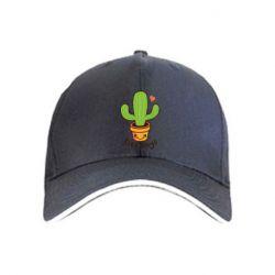 Кепка Free Hugs Cactus