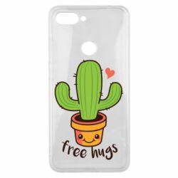 Чехол для Xiaomi Mi8 Lite Free Hugs Cactus