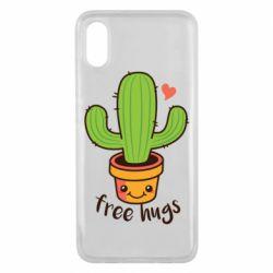 Чехол для Xiaomi Mi8 Pro Free Hugs Cactus